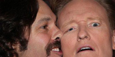 Paul Rudd y Conan O' Brien Foto:Instagram