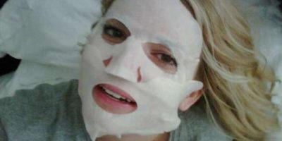 """Jessica Simpson en """"Masacre en Texas"""" Foto:Instagram"""