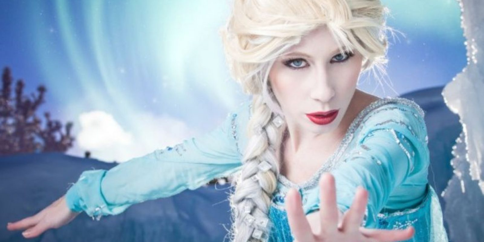 """White Chicks"" conoce a Elsa Foto:Deviantart"