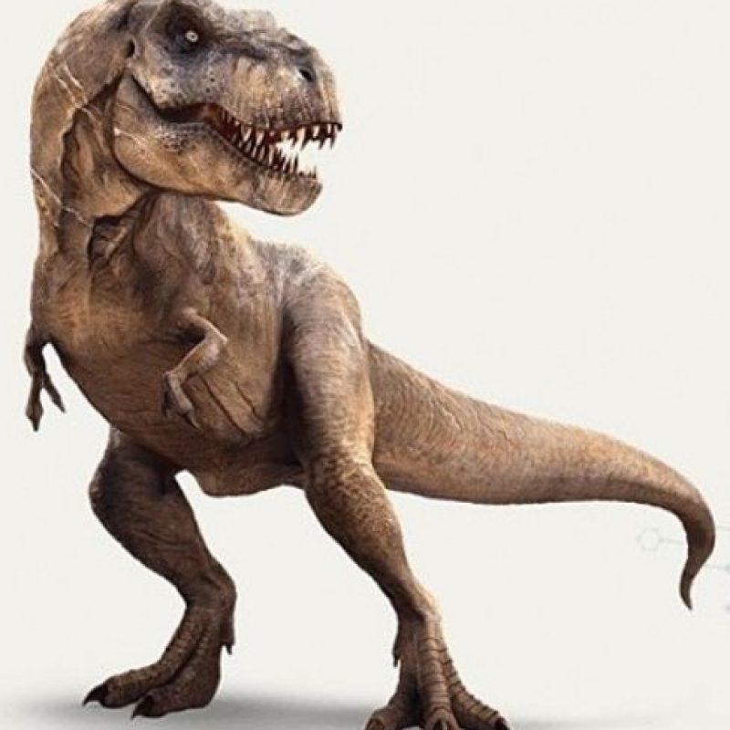 Este será el aspecto del T-Rex en Jurassic World Foto:Universal