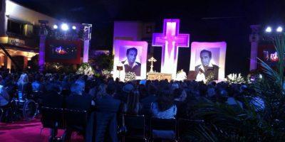 """VIDEO: """"Kiko"""" llegó a la misa de cuerpo presente de """"Chespirito"""""""
