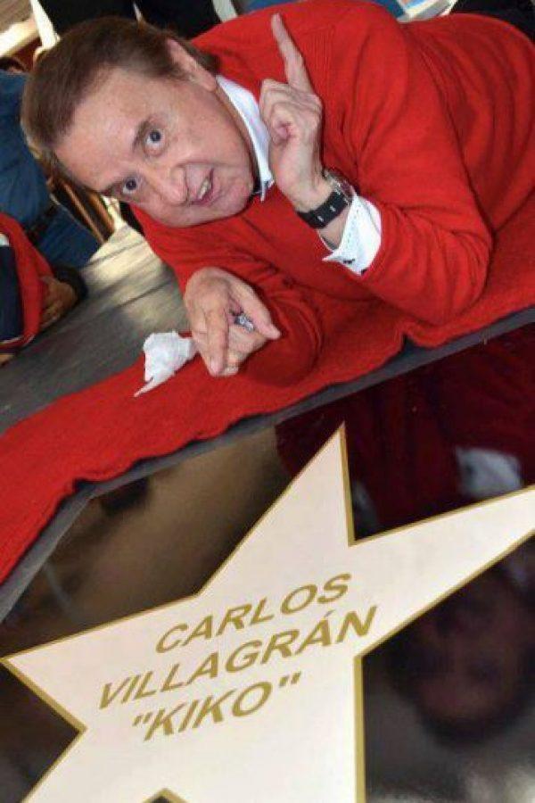 Por un momento, el actor también dudó que los rumores fueran ciertos. Foto:Facebook/Carlos Villagrán