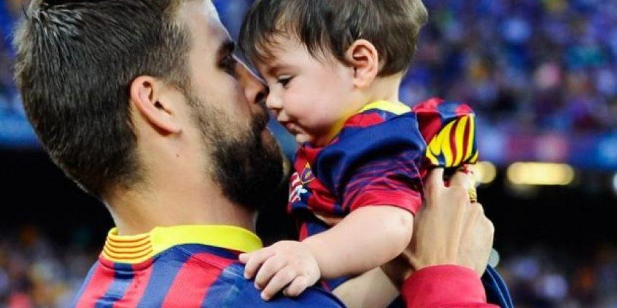 FOTOS: Shakira pide a la prensa que deje a su hijo tranquilo