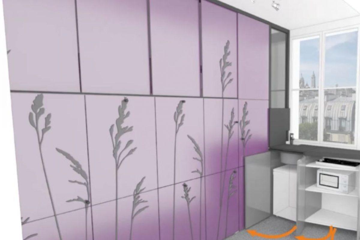 Este apartado funciona como una cocina Foto:Vimeo/Kitoko