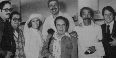 Estos contaron que siempre veían Telemundo, el canal hispano por excelencia. Foto:Roberto Gómez Bolaños/Facebook