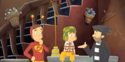Fue producido por la compañía que hace la serie animada Foto:Anima Estudios