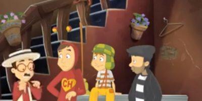 Allí aparecen todos los personajes interpretados por él Foto:Anima Estudios