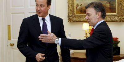4. Juan Manuel Santos Foto:Getty Images