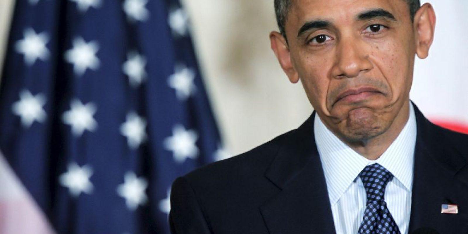 Asumió su primer mandato el 20 de enero de 2009. En 2013 inició su segundo periodo, el cual concluirá en 2017. Foto:Getty Images