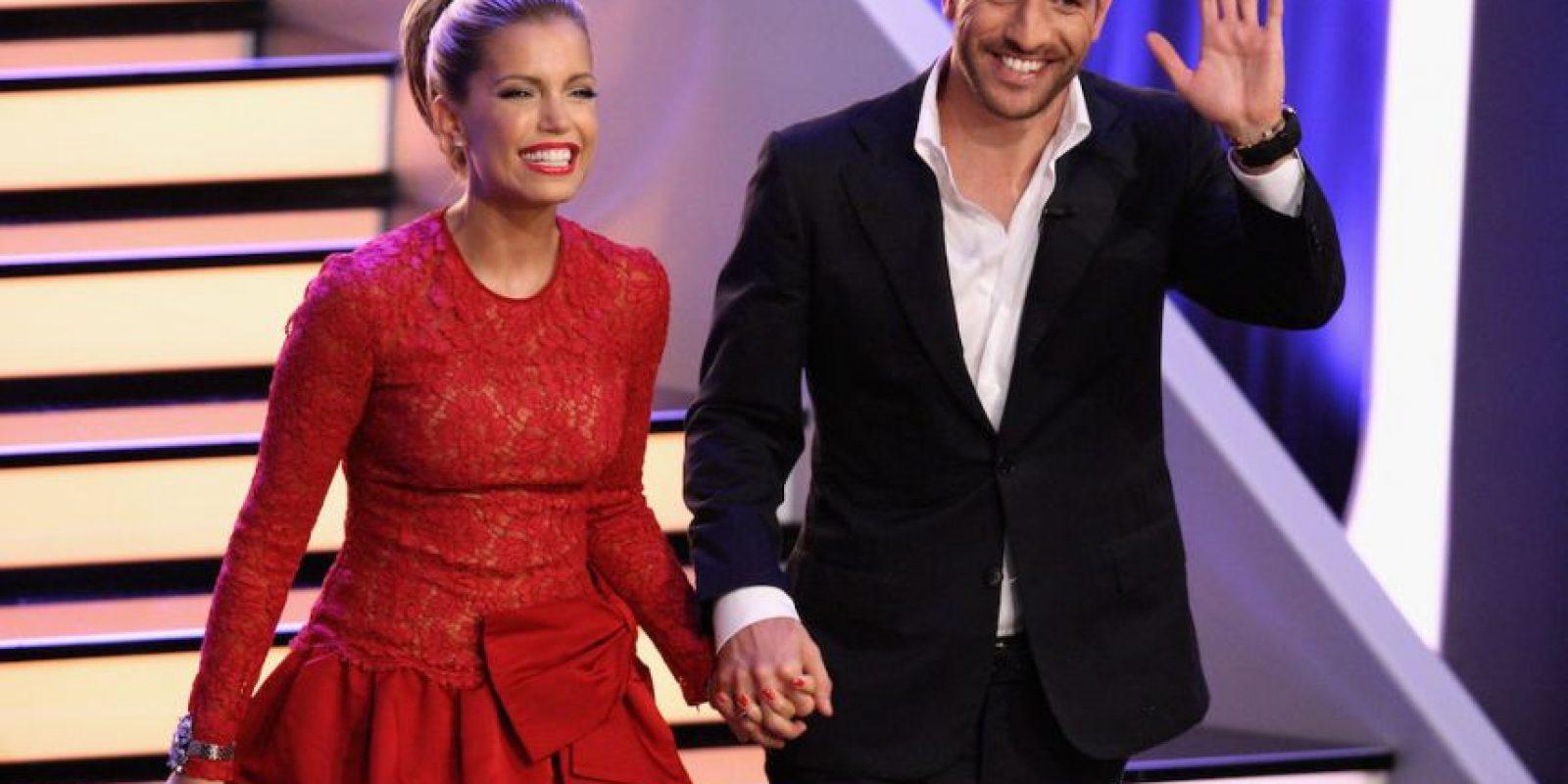 En julio de 2005, Sylvie y Rafael van der Vaart se casaron. Fue en diciembre de 2012 cuando terminó su relación. Foto:Getty Images