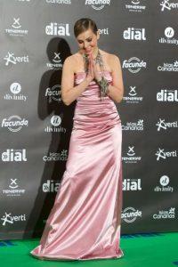 Es originaria de la Ciudad de México Foto:Getty Images