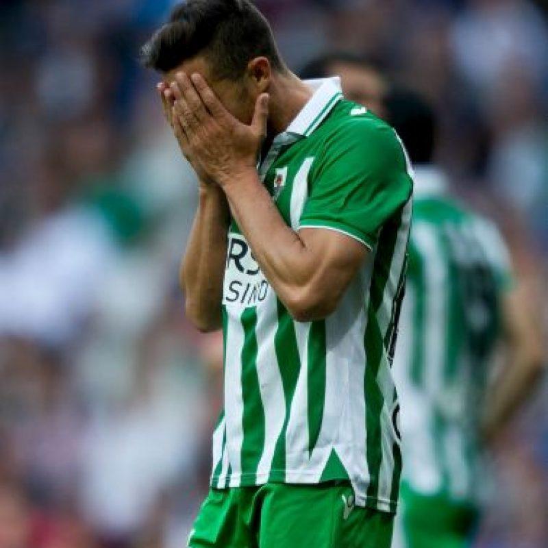 3 goles en 6 partidos de Copa del Rey durante esa temporada. Foto:Getty Images