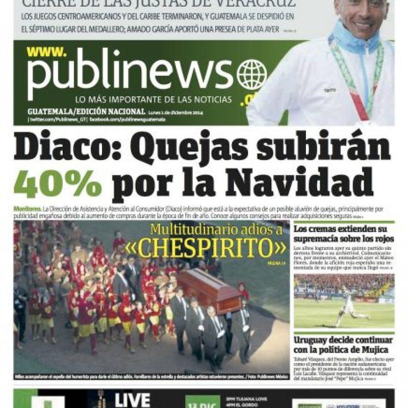Guatemala, Publinews Foto:Publinews