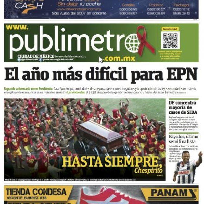 México, Publimetro Foto:Publlimetro