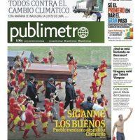 Perú, Publimetro Foto:Publimetro