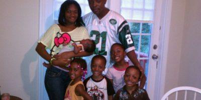 La familia de Kidon Martin, dueño de Noah Foto:vía facebook.com/kidon.martin
