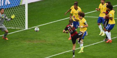Cuando casi todos esperaban que el Scratch llegara a la final de la Copa del Mundo, fue goleada en semis 7-1 por Alemania Foto:Getty