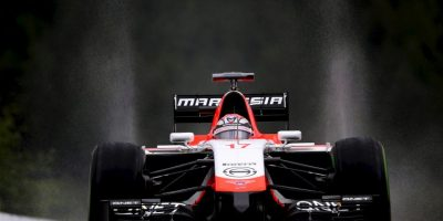 8. El accidente de Jules Bianchi en la F1 Foto: Getty