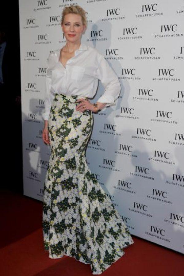 "Cate Blanchett, ""Jazmín azul"" (2013) Foto:Getty Images"