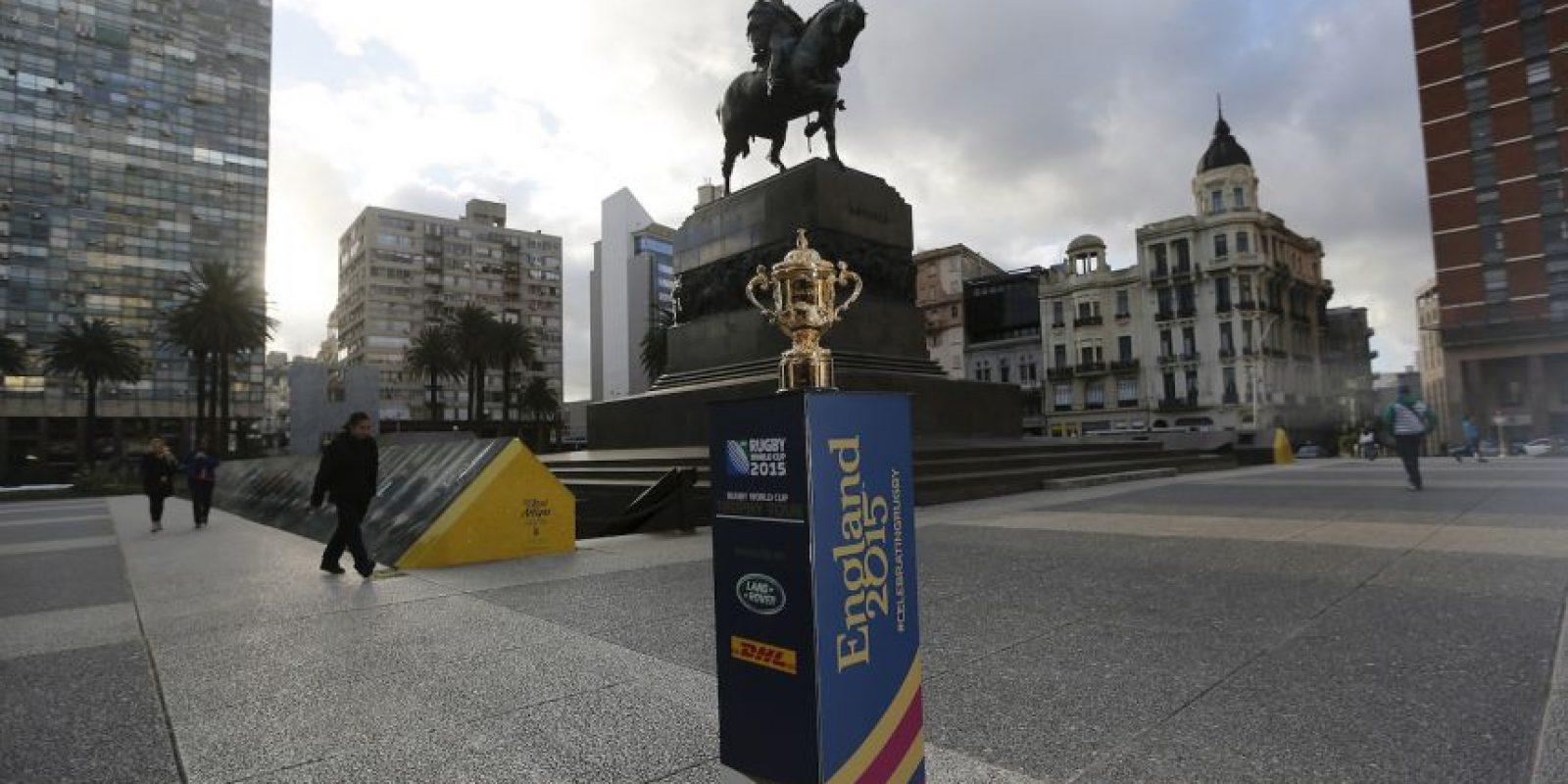 El destino más visitado fue Montevideo, con 780 mil visitantes Foto:Getty Images