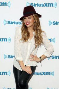 Se estima que Thalía ha vendido más de 50 millones de discos desde su debut como solista Foto:Getty Images