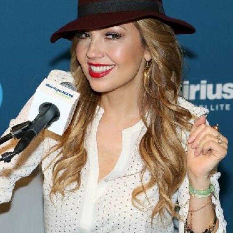 En su trayectoria como actriz, Thalía ha participado en siete telenovelas, dos películas, una obra de teatro, aunado a la grabación de tres bandas sonoras de películas Foto:Getty Images