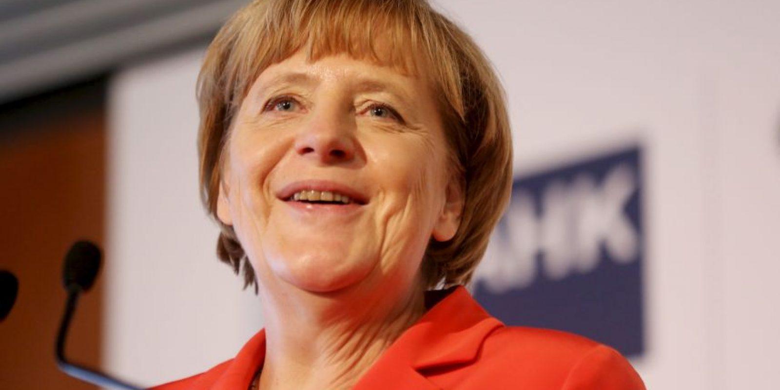La canciller alemana fue la primera mujer en desempeñar este cargo, al cual llegó en 2005. Lleva tres gobiernos en el cuerpo y termina en 2017. Foto:Getty Images
