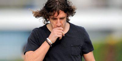 9. El retiro de Carles Puyol Foto:Getty