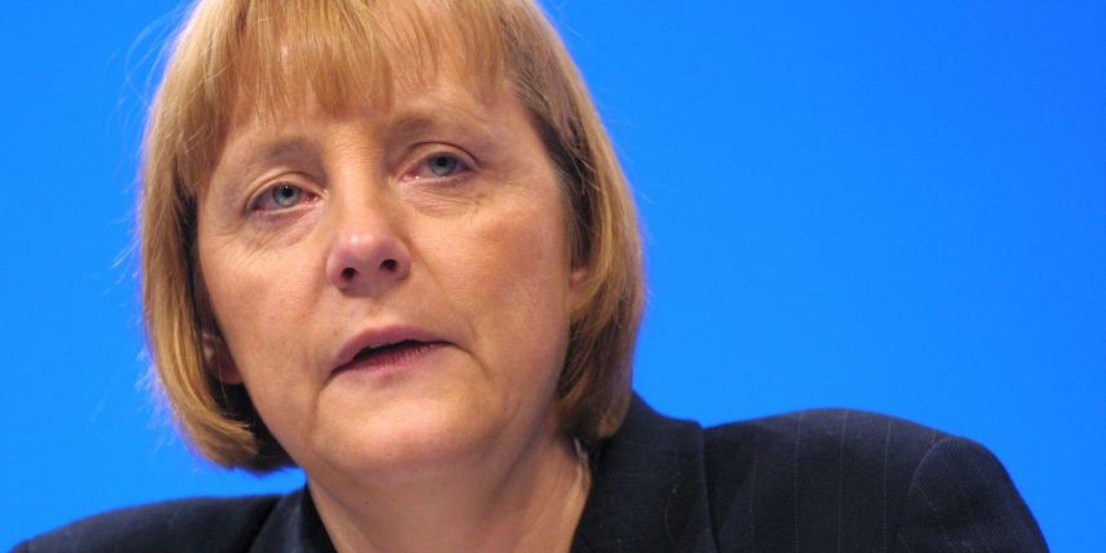 9. Angela Merkel Foto:Getty Images