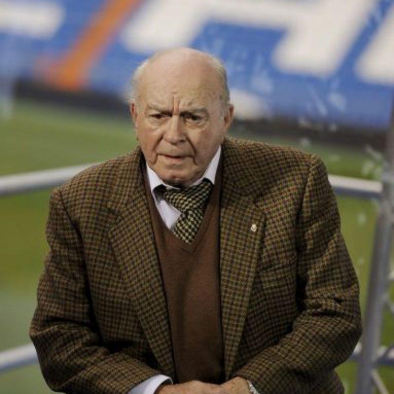 1. La muerte de Alfredo Di Stéfano Foto:Getty