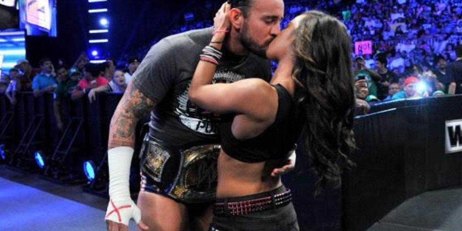 Aseguró que recibió un correo de su despido, el día de su boda con AJ Lee, el 13 de junio pasado Foto:WWE