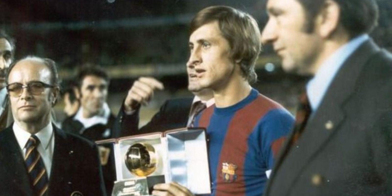 Johan Cruyff (1974) Foto:Getty