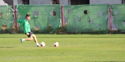Hizo cinco goles más en ocho partidos de la Copa del Rey. Foto:twitter.com/RubenCastro_24