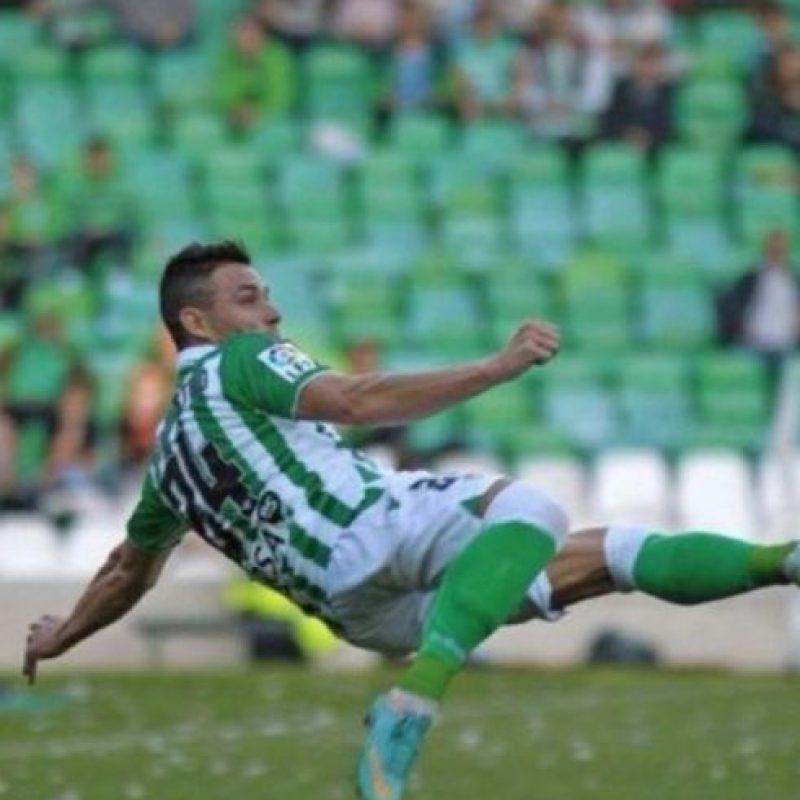 Anotó 27 goles en 42 partidos durante su primera temporada. Foto:twitter.com/RubenCastro_24