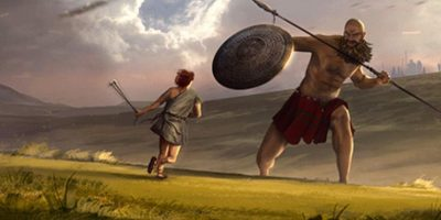 """David: El ascenso de un Rey"" es el videojuego sobre la Biblia. Foto:thegamebible.com"