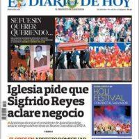 El Salvador, El Diario de Hoy Foto: El Diario de Hoy