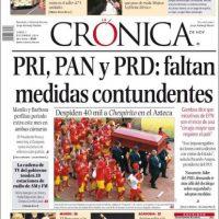 México, Crónica Foto:Crónica