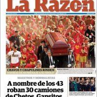 México, La Razón Foto:La Razón