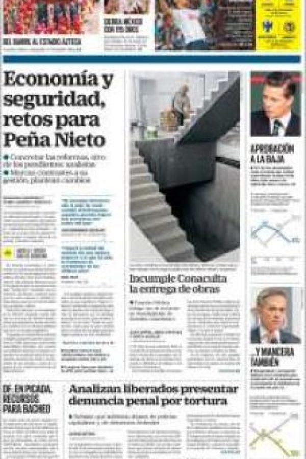 México, El Universal Foto:El Universal