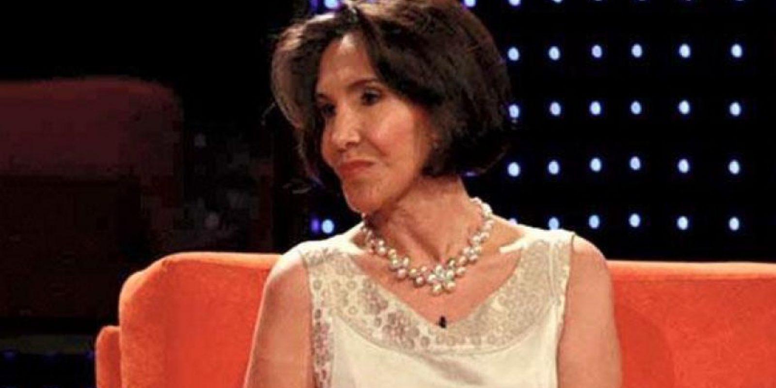 La actriz tiene 65 años Foto:Facebook Florinda Meza