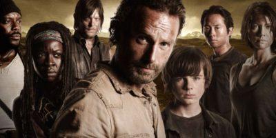 """Aclaran orientación sexual de personaje de """"The Walking Dead"""""""