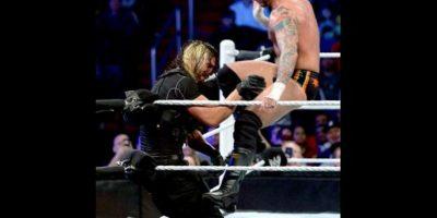 Aseguró que le prohibieron crecer a su personaje Foto:WWE