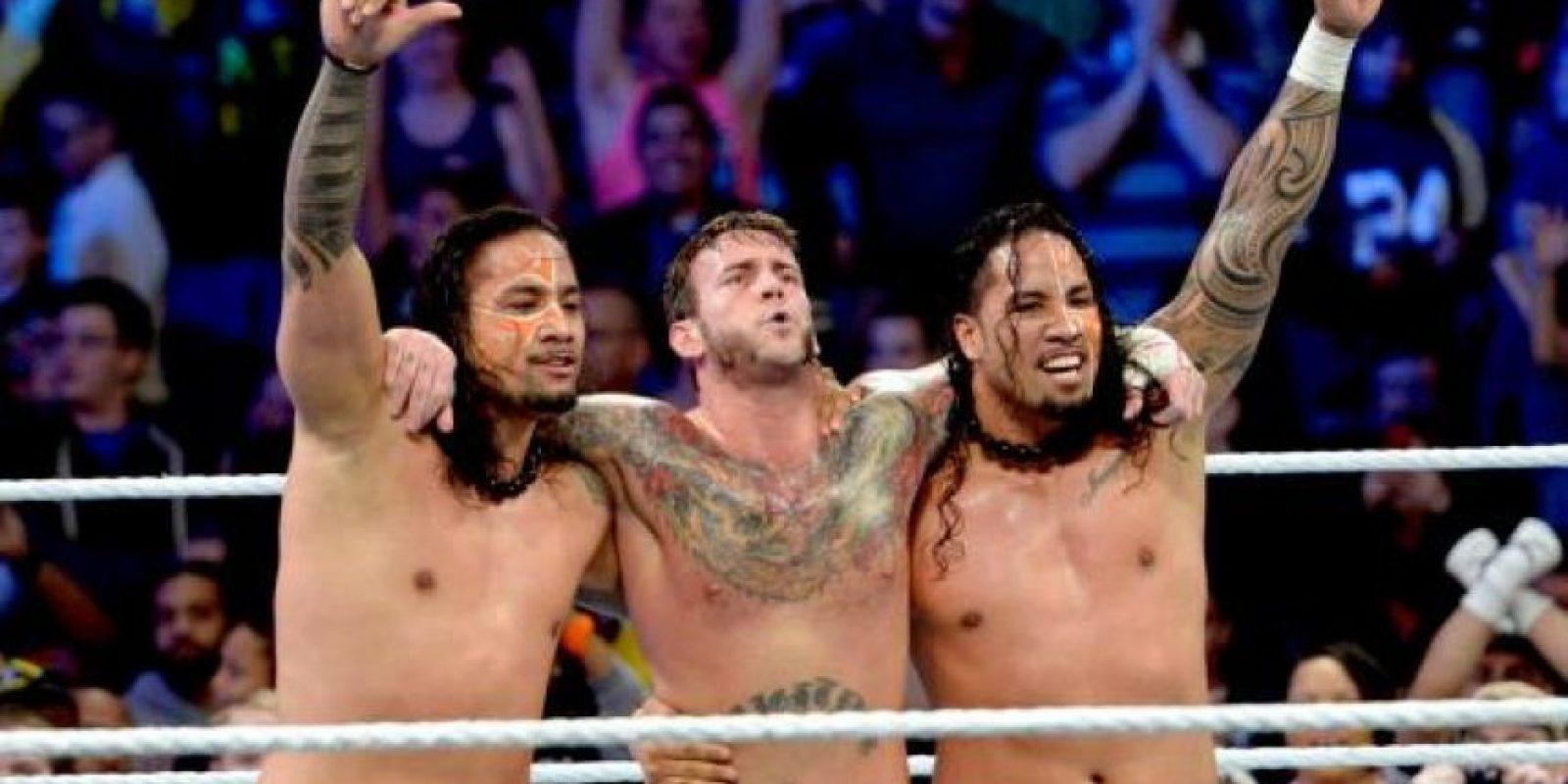 Le negaron esponsorizarse cuando los medios hablaban de él Foto:WWE