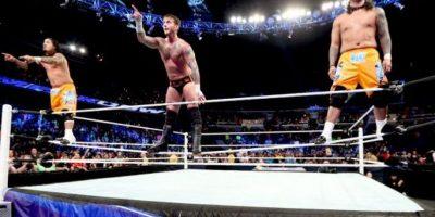 Indicó que no volvería a la WWE Foto:WWE