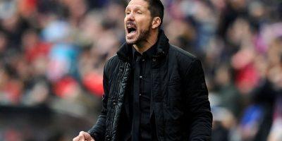 Es el entrenador del Atlético de Madrid Foto:AFP