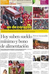 Venezuela, La Verdad Foto:La Verdad