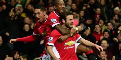 Fotos: El United derrota al Stoke City