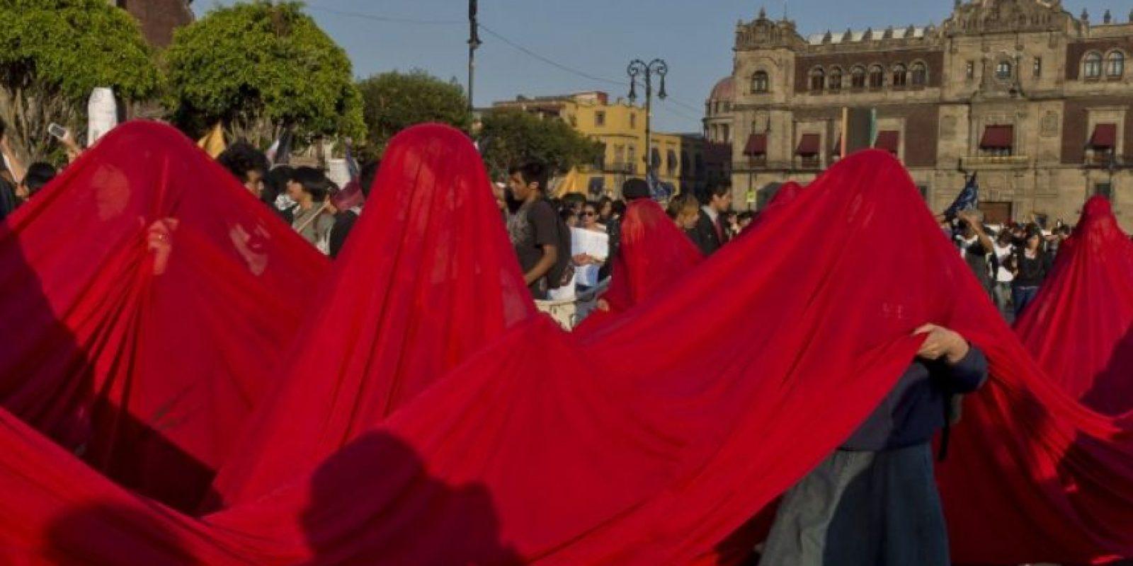 Ciudad de México Foto:AFP