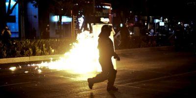 Las 40 imágenes más impactantes de las protestas en México