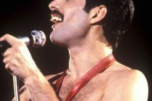 Freddie Mercury- El cantante británico murió en Reino Unido en 1991. Foto:Vía Facebook/freddiemercur